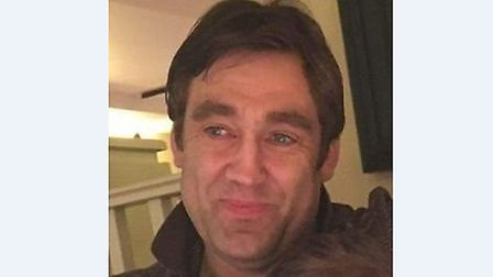 Paul Moore, 43, of the Ipswich area, has not been seen since around 4pm on Tuesday, February 6. Pict