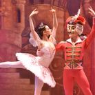 The Russian State Ballet of Siberia, accompanied by The Orchestra of the Russian State Ballet, at Th