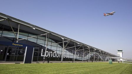 London Southend Airport. Picture: SIMON FOWLER