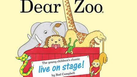 Dear Zoo will be staged at the Theatre Royal in Bury St Edmunds. Picture: THEATRE ROYAL