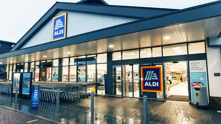 Aldi has come top in a supermarket survey for in-store experience. Picture: JASON BYE