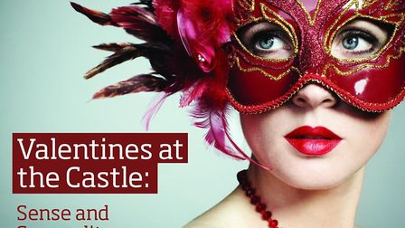 In the realm of the senses - a Valentine's event at Colchester Castle Museum. Picture: Colchester Bo