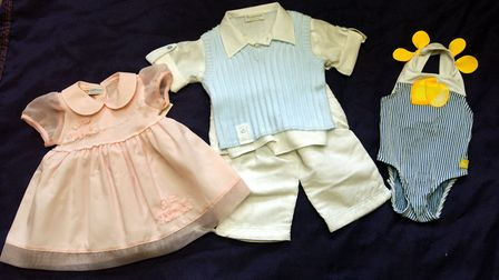 See what baby clothes you can pick up this weekend. Picture: JOHN KERR
