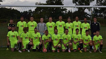 Gym United have reached the semi-finals of the FA Sunday Cup. Picture: GYM UNITED