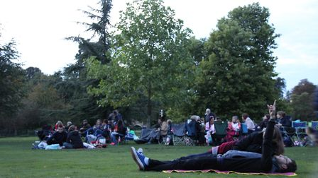 East Anglias Childrens Hospices (EACH) is hosting an open air cinema experience at Finborough Scho