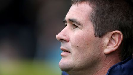 Burton are on a five-game losing streak under manager Nigel Clough. Photo: PA