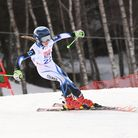 Honor Bartlett in action in the English Alpine Championships. Picture: RACER READY