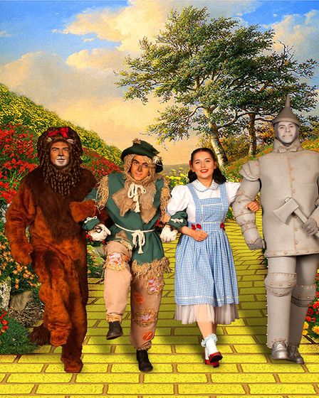 Follow the Yellow Brick Road this weekend. Picture: LANDSEER PLAYERS