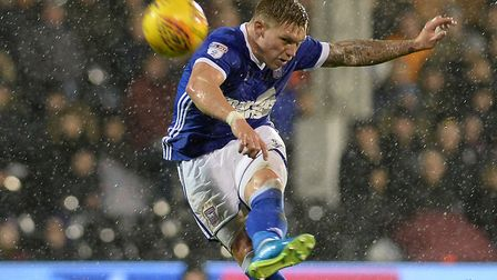 Martyn Waghorn hasn't scored for 12 games - but he'll be a threat on derby day. Picture: PAGEPIX LTD