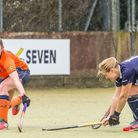 Lizzy Wheelhouse scored in both games Ipswich played at the weekend. Picture: CHRIS HOBSON