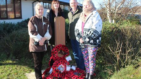 A group is campaigning for a new war memorial for Red Lodge. Picture: FOREST HEATH DISTRICT COUNCIL