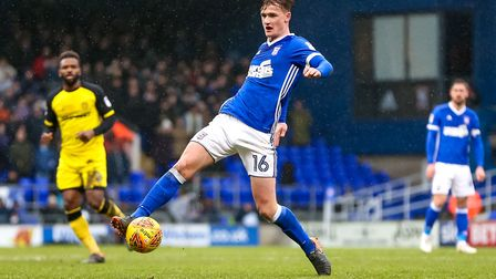 Callum Connolly is one of several players likely to make their East Anglian derby debuts on Sunday a