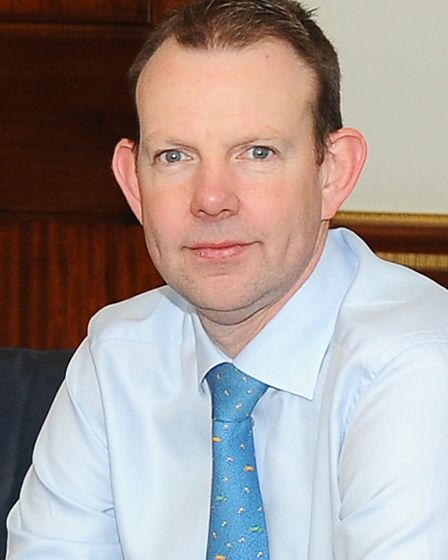 East of England Co-op joint chief executive Doug Field, who is chair of the New Anglia LEP food, dri