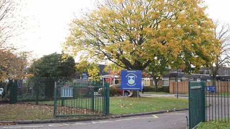 Howard Community Primary School in Bury St Edmunds has been rated 'inadequate' by Ofsted. Picture: G