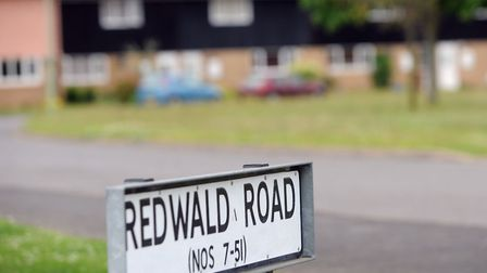 There are already a number of homes on Redwald Road. Picture: SU ANDERSON