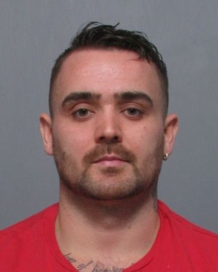Anthony Riley has had permission to appeal his conviction refused. Picture: SUFFOLK POLICE