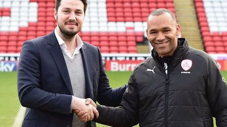 Barnsley have appointed José Morais as their new manager. Picture: BARNSLEY FC