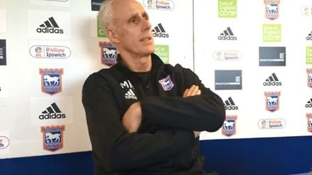 Mick McCarthy spoke to the media on Friday ahead of Sunday's game with Norwich.