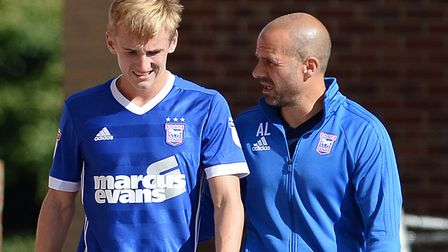 Flynn Downes, currently on loan at Luton, has been called up for England Under 19s.