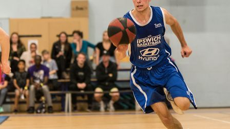 Cameron Hawes has been superb for Ipswich. Picture: PAVEL KRICKA