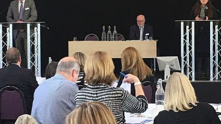 Gotelee Solicitors' annual employment law seminar at Trinity Park, Ipswich. Picture: Gotelee Solici