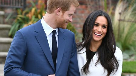 Do you know where Prince Harry and Meghan Markle recently visited in East Anglia? Picture: DOMINC LI