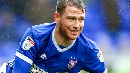 Joe Garner will miss the rest of the season with a fractured skull. Photo: Steve Waller