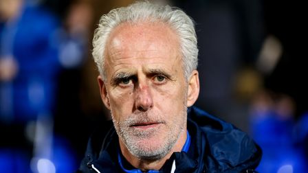 Ipswich Town manager Mick McCarthy is out of contract this summer and yet to talk to owner Marcus Ev