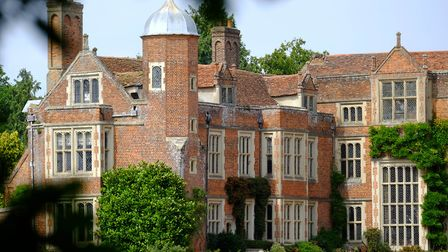 Eastertide will take place at Kentwell Hall in Long Melford. Picture: RICHARD MARSHAM