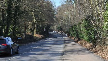 Woods Lane in Melton has reopened - but drivers have criticised its condition. Picture: SARAH LUCY