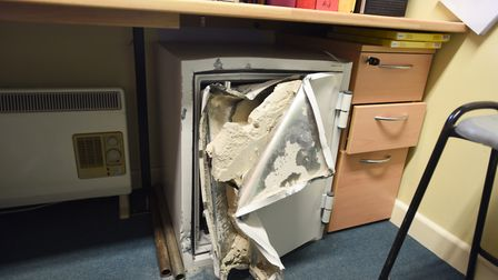 A number iPads were stolen from the school. Picture: ARCHANT