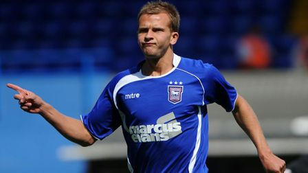 Rhodes made 10 substitute appearances for the Blues, scoring one goal. Picture: SIMON PARKER