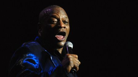 Alexander O'Neal is performing at IP1 Live on July 6. Picture: OWEN HINES