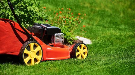 Choose the right time to mow your lawn. Picture: Thinkstock/PA.