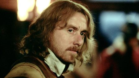 Tim Roth as Oliver Cromwell in To Kill A King, a look at the downfall of Charles I and the rise of O