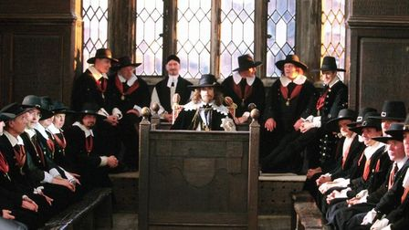 Parliament decides Charles' future in To Kill A King, a look at the downfall of Charles I and the ri