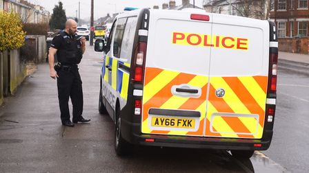 Police raided three addresses in Newmarket as part of Operation Velocity. Picture: ARCHANT