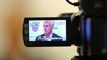 Ipswich Town boss Mick McCarthy's press conference are broadcast live at: www.facebook.com/eadtsport