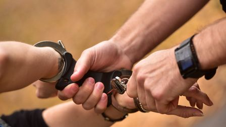 Three men from Lowestoft have been arrested and charged with burglary offences in Beccles (stock ima
