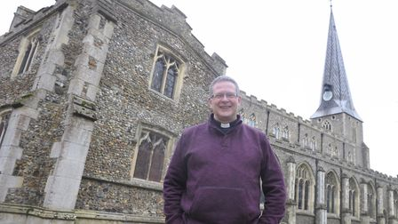 Martin Thrower, formerly of St Mary's Church in Hadleigh, has been struck off. Picture: ARCHANT LIBR