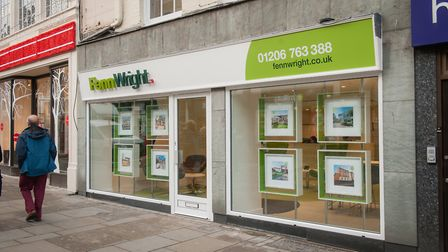 Fenn Wright, High Street, Colchester celebrates a significant anniversary