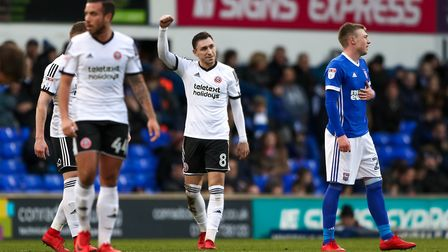 Town have lost to Sheffield United twice this season - both times by a scoreline of 1-0. Nathan Thom