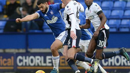 Loan signing Carter-Vickers, pictured during his debut at Bolton Picture Pagepix