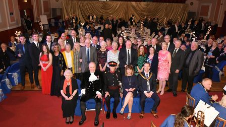 The 2018 Pride of Tendring Award winners. Picture: CHRIS DAVIES