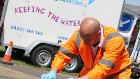 The Unite union claims thousands of Anglian Water workers will be affected by changes to its pension