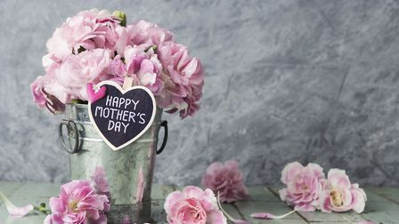 Mothering Sunday, the next-biggest flower-selling day of the year after Valentines Day. Picture: G