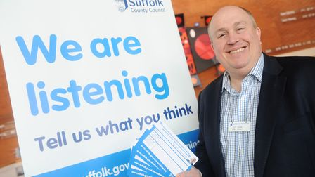 Leader of Suffolk County Council, Colin Noble, said the council tax exemption for care leavers up to