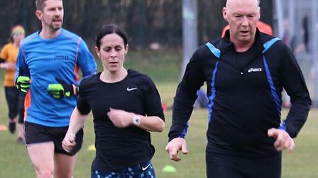 A field of 114 runners, joggers and walkers turned up for Saturday's Great Cornard parkrun