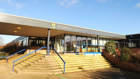 Thurston Community College was one of six to receive he bomb threat. Picture: ARCHANT LIBRARY