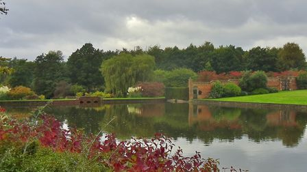 Marks Hall Gardens and Arboretum where the gliders will be remembered. Picture: PETER BASH? CITIZENS